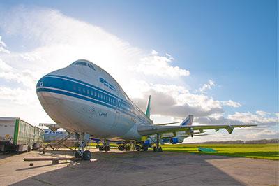 747 Aircraft Combat Sim